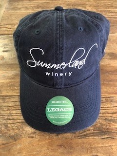 Summerland Logo Hat Navy Image