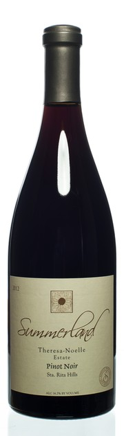 2013 Theresa Noelle Vineyard Pinot Noir