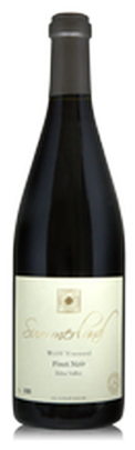 2014 Wolff Vineyard Pinot Noir