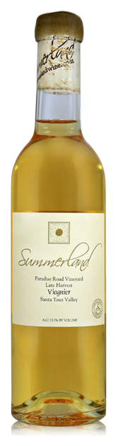 2010 Paradise Road Vineyard Late Harvest Viognier 375 mL