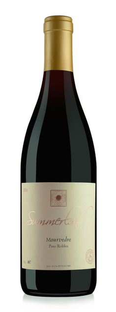 2016 Paso Robles Mourvedre