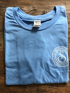Men's Blue TShirt Small