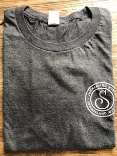Men's Gray TShirt Large