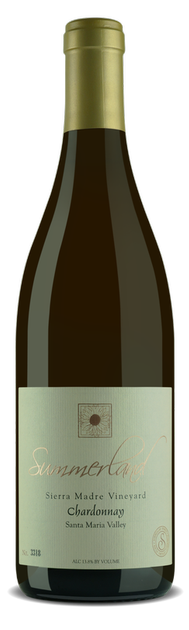2017 Sierra Madre Vineyard Chardonnay