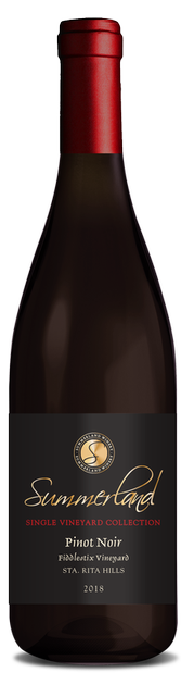 2018 Fiddlestix Vineyard Pinot Noir