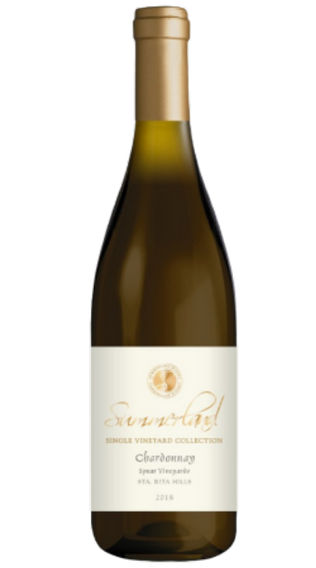 2018 Spear Vineyards Chardonnay