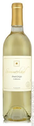 2017 Summerland Pinot Grigio California 750ml